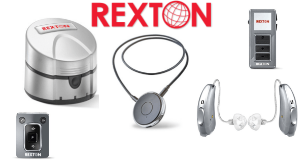 Rexton digital hearing aids banner