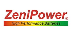 FYE ZeniPower High Performance Batteries