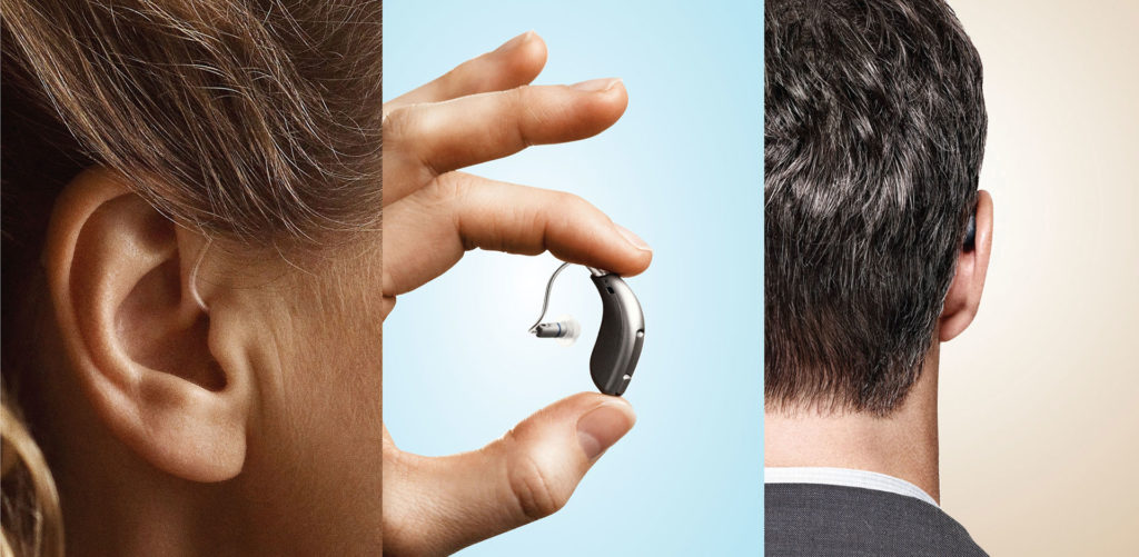 on hearing a play Iphone has powerful built-in features for those who are deaf or hard of hearing, like facetime, software tty, and support for bluetooth hearing aids.