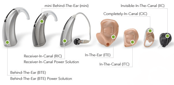 listen clear with iPhone hearing aids