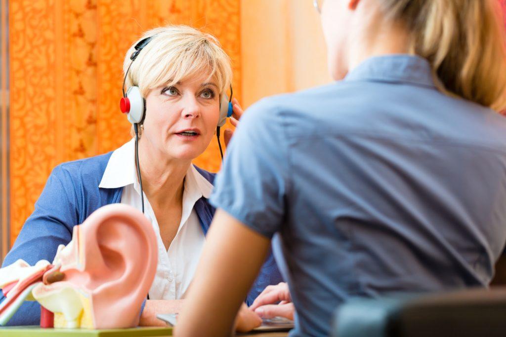 FYE Audiogram hearing test
