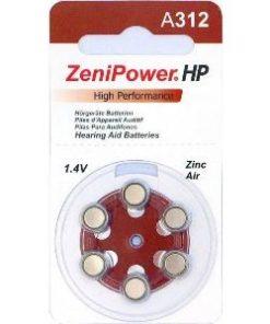 FYE Zenipower Size A312