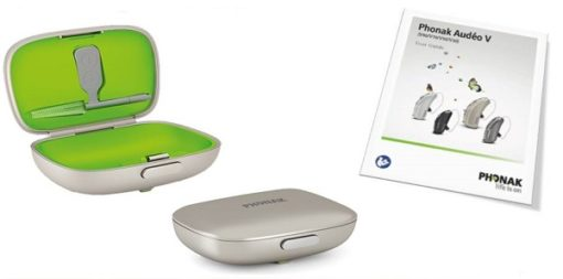 Phonak Audeo V case