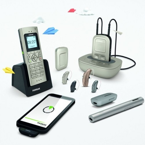 Phonak Audéo B50 13T Hearing Aids, phones and accessories