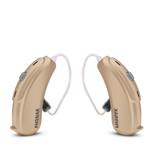 Phonak Audéo Hearing Aids - Beige
