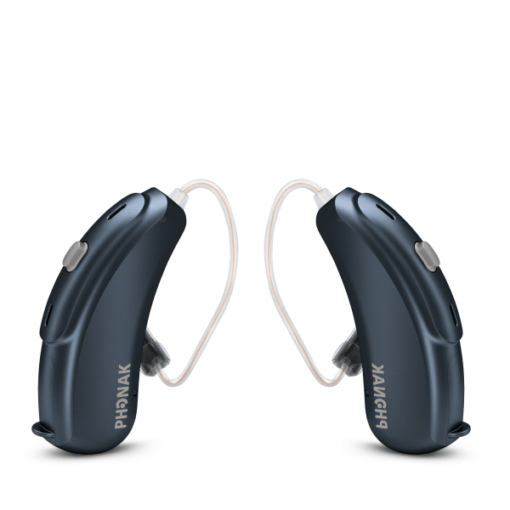 Phonak Audéo Hearing Aids - Petrol