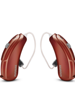 Phonak Audéo Hearing Aids - Ruby