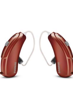 Phonak Audéo Hearing Aids - Ruby