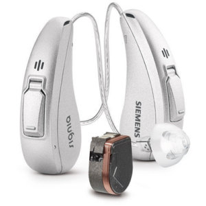 PAIR OF Signia Cellion Primax 3px Lithium-ion Rechargeable Hearing Aids