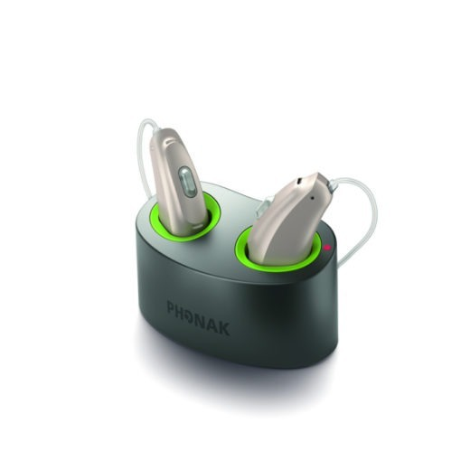 Phonak audeo charging dock