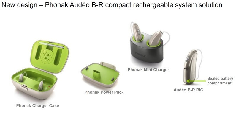 Phonak Audéo B50 312 Hearing Aids