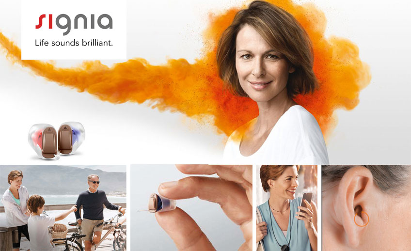 Siemens Signia Silk Primax 3px Hearing Aids