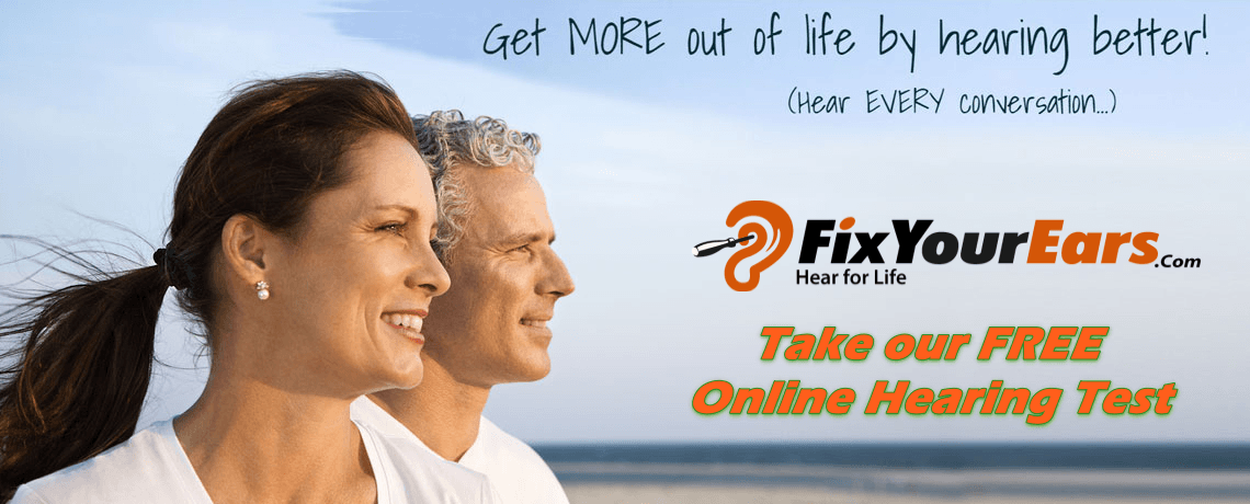 Get MORE out of life by hearing better! Hear EVERY conversation! Take our FREE Online Hearing Test.