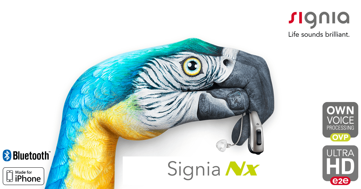 SIGNIA Pure® 13 3Nx Hearing Aids