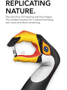 SIGNIA Pure® 312 3Nx Hearing Aids
