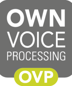 Signia Nx OVP logo - own voice processing