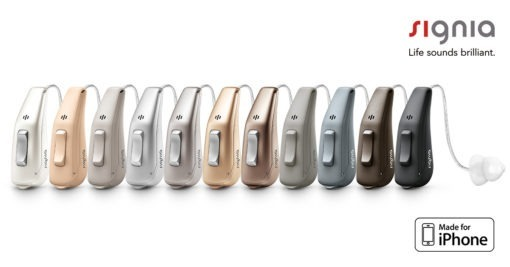 Signia Pure 13 Nx hearing aids