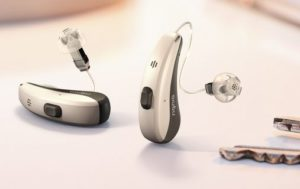 SIGNIA Pure™ Charge&Go 7Nx Hearing Aids