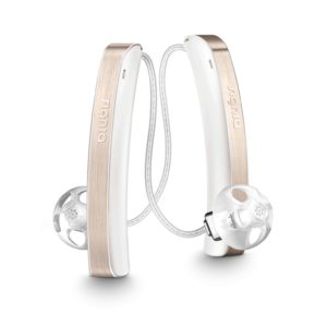 PAIR OF Siemens/Signia Styletto 5NX Hearing Aids Aid